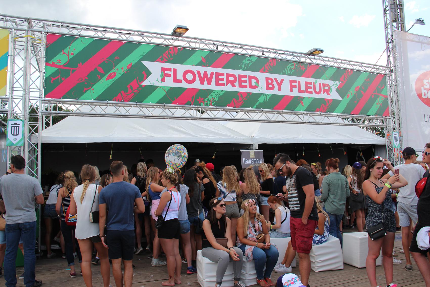 Pukkelpop 2019: Fleuramour Op Pukkelpop
